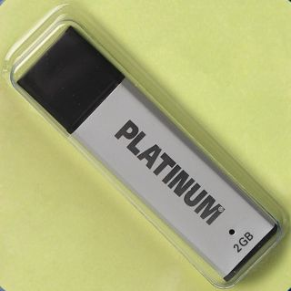 Platinum USB Stick