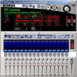 Yamaha XGPLAYER
