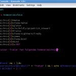 Fenster mit Quellcode