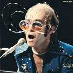 Elton John in frühen Jahren